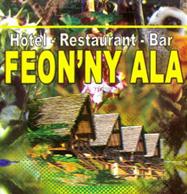 FEON'NY ALA - HÔTEL À ANDASIBE