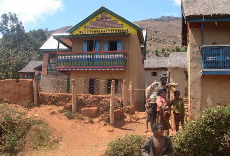 Village d'Ihasy
