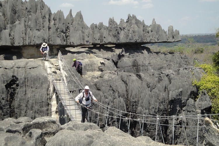 Les Tsingy du Bemaraha