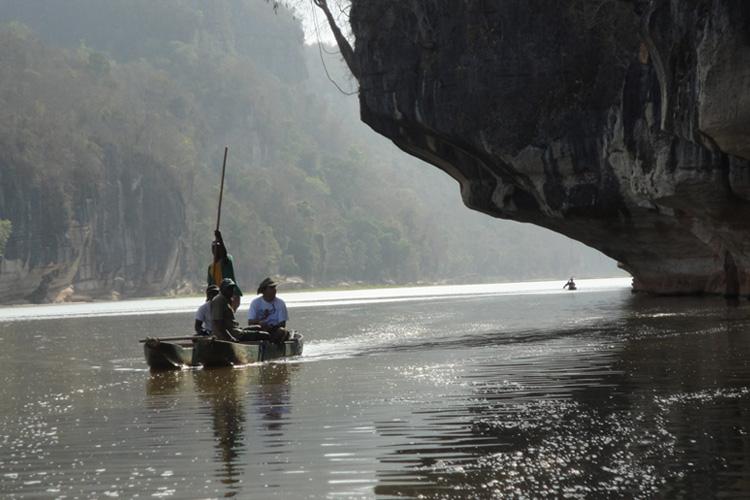 Tsingy du bemaraha - Visite de grottes
